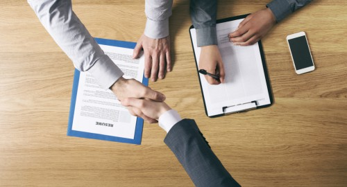 Things to Look Out For When Signing New Hire Documents