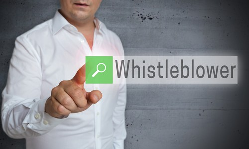 Whistleblowers Were Awarded For Their Service