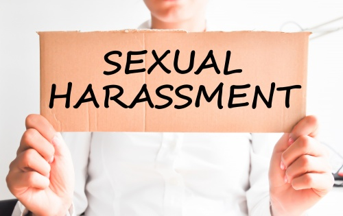 17.1 Percent of EEOC Sexual Harassment Claims Involve Men as Victims